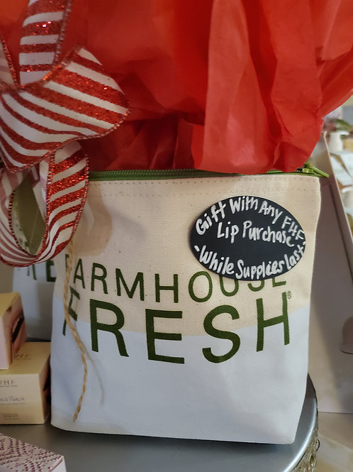 Farm House Fresh canvas bag gift with purchase