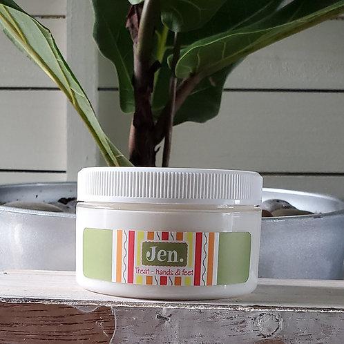 Jen Treat Hand Cream 4oz