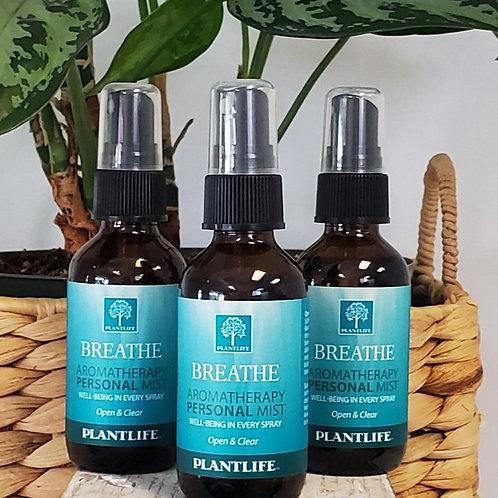 Breathe aromatherapy mist