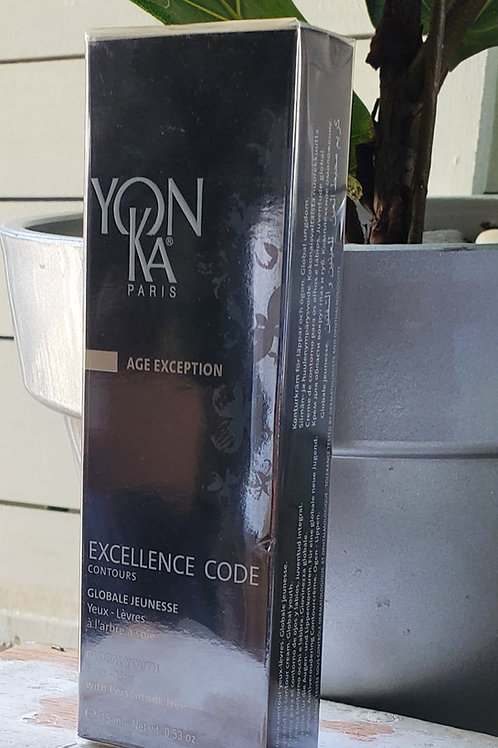 YONKA  Excellence Code contours for eyes and lip 15ml