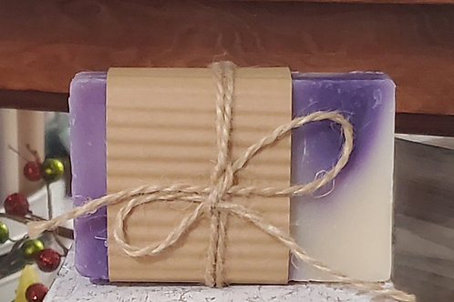 Lavender  hand made soap