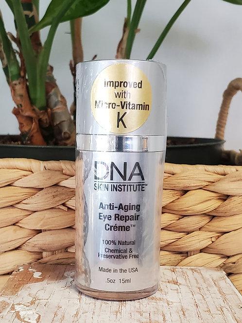 DNA  anti aging eye repair cream  1.5oz