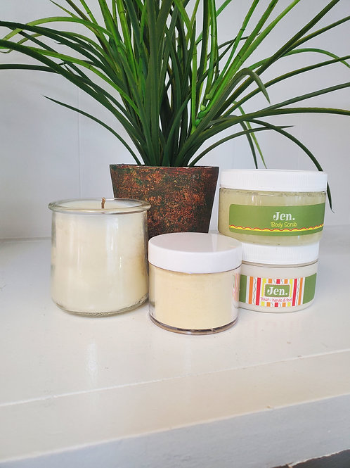 Jen spa collection