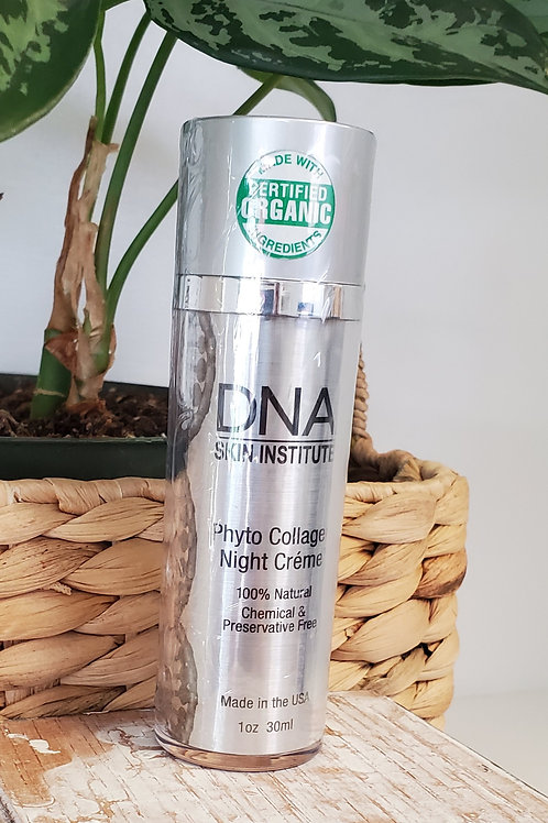 DNA  phyto collegen night cream  1oz