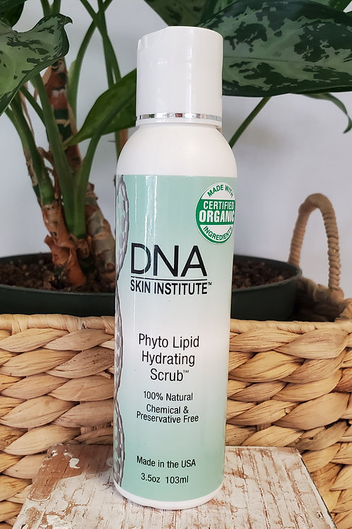 DNA  phyyo lipid hydrating scrub  3.5oz