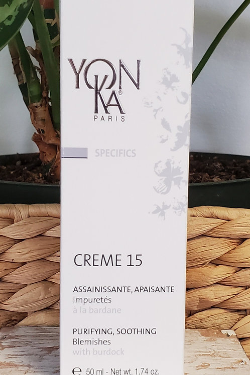 YONKA cream 15  50ml