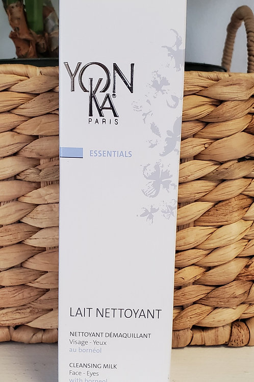 YONKA  latte nettoyant cleansing milk  200ml