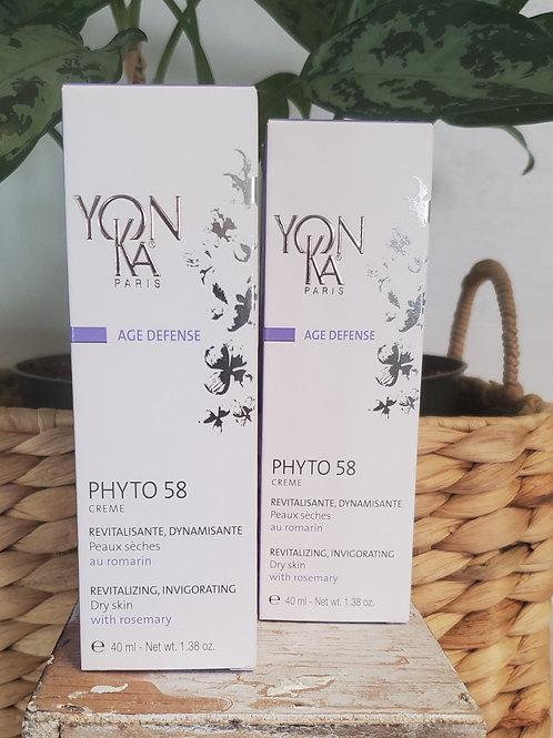YONKA phyto 58 cream  40ml