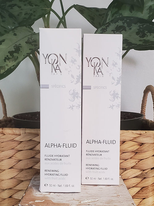 YONKA alpha fluide  50ml