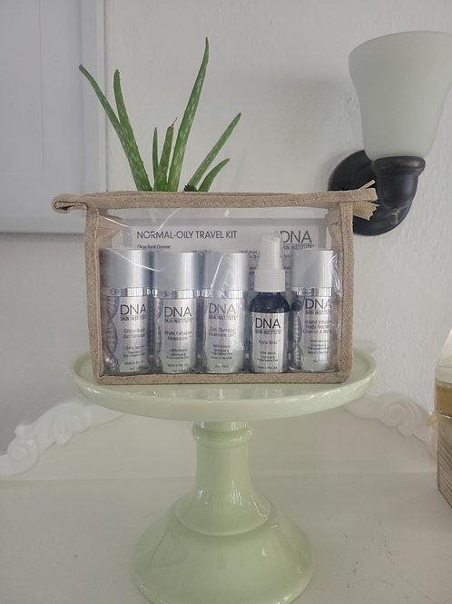 DNA normal-oily travel kit