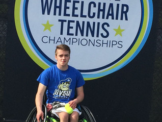 Wheelchair Tennis; A Whole New World