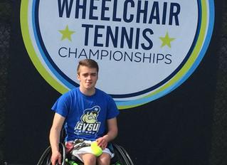 Wheelchair Tennis; A Whole New World