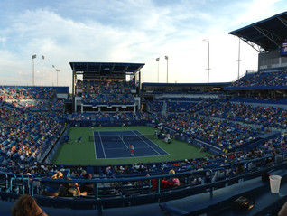 Box Seats to Catch Professional Tennis at Western & Southern Open