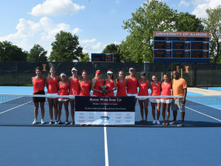 Chicago Claims Marian Wood Baird Cup Title