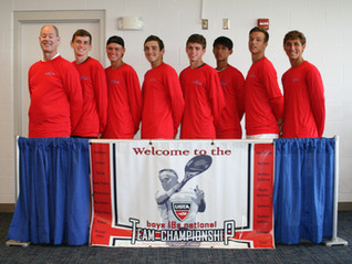 Junior Players Represent USTA/Midwest in USTA Team Competitions