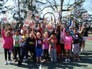 Richmond Tennis Amigos Receives $2,000 Grant
