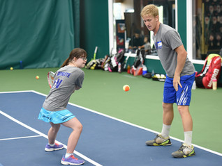 USTA/Midwest Tennis and Education Foundation Making a Difference: Buddy Up Tennis, Inc.