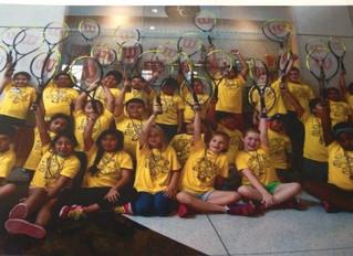 Amigos Latino Center Adds Tennis Program