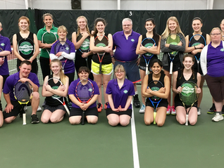 USTA/MTEF Funds First Adult Adaptive Tennis Program