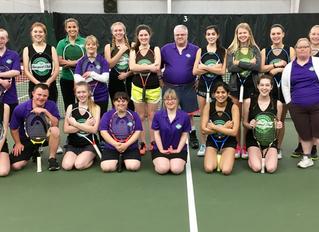 USTA/MTEF Funds First Adult Adaptive Tennis Program