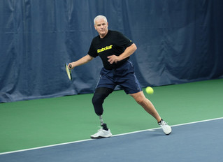 Standing Out in Stand-Up Tennis