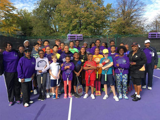 Junior Excellence Camp Brings Together Talented and Diverse Players