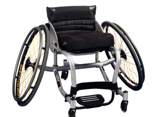 Apply Today - You Could Win a New Tennis Wheelchair