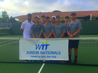 USTA/Midwest Junior Team Captures Third Place at WTT Nationals