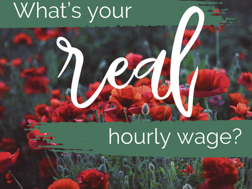 How to Calculate- Then Harness- Your REAL Hourly Wage