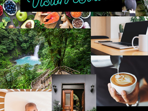 What to Include in Your Financial Vision Board