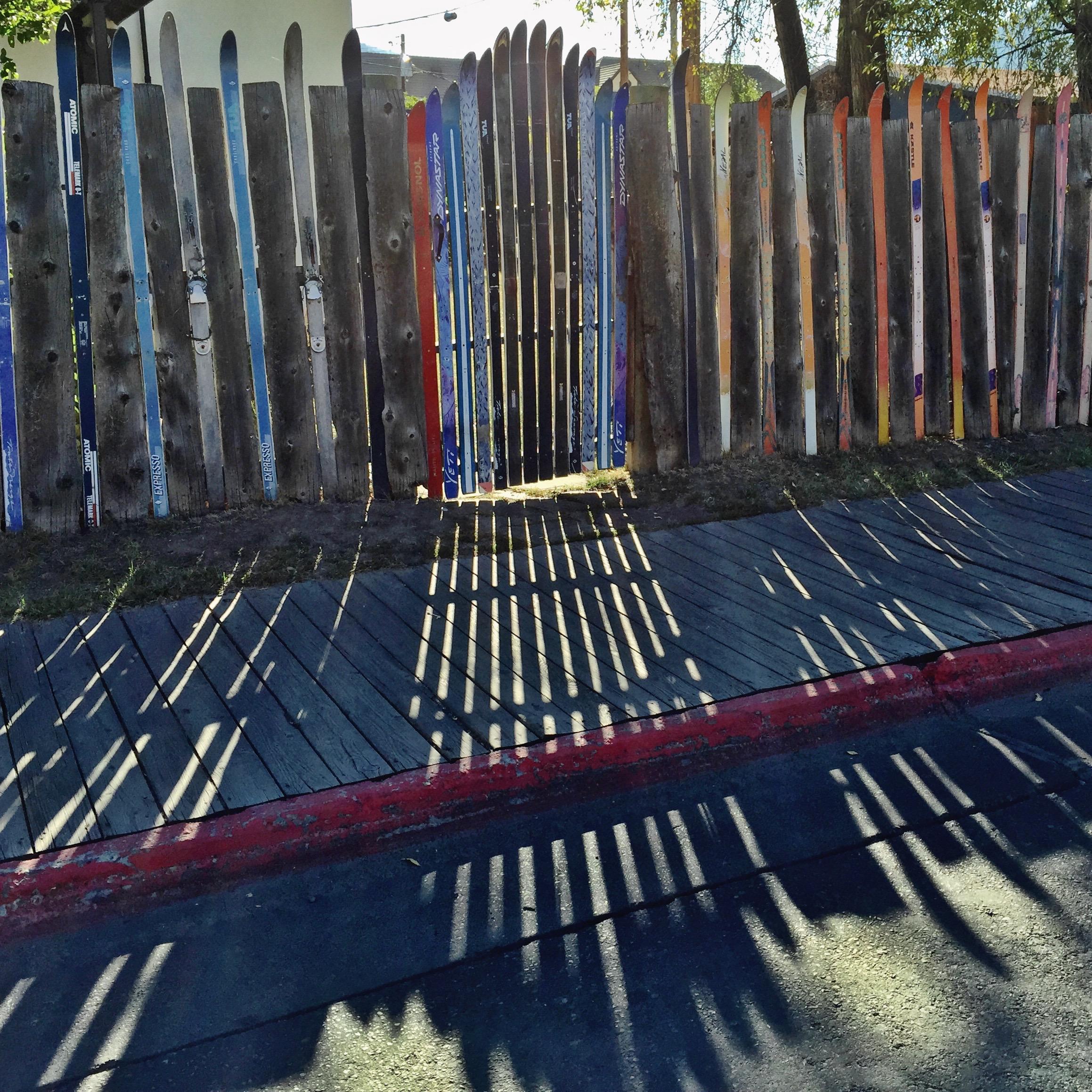 Jackson Hole Gate