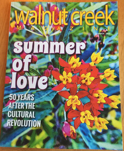 Walnut Creek Magazine Cover, Summer 2017