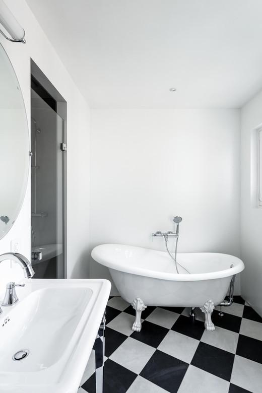sanierung, badezimmer, bathroom, vintage, denkmalgeschützt