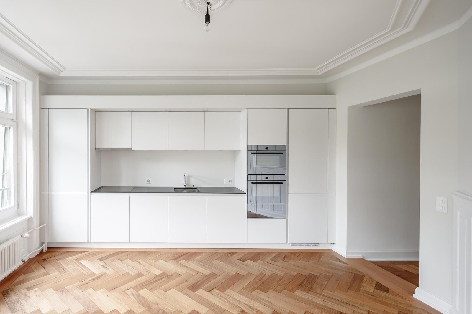 Parkett Küche küche parkett fischgrat aquino architekt zürich