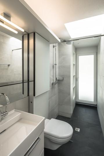 sanierung, badezimmer, bathroom, geberit monolith