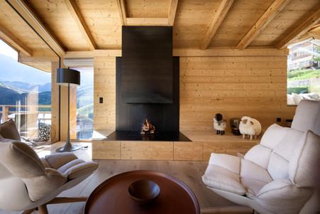 chalet, ferienhaus, alpine house, architektur