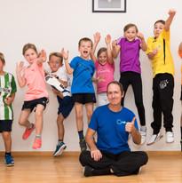 Kinder Wing Chun macht Spass