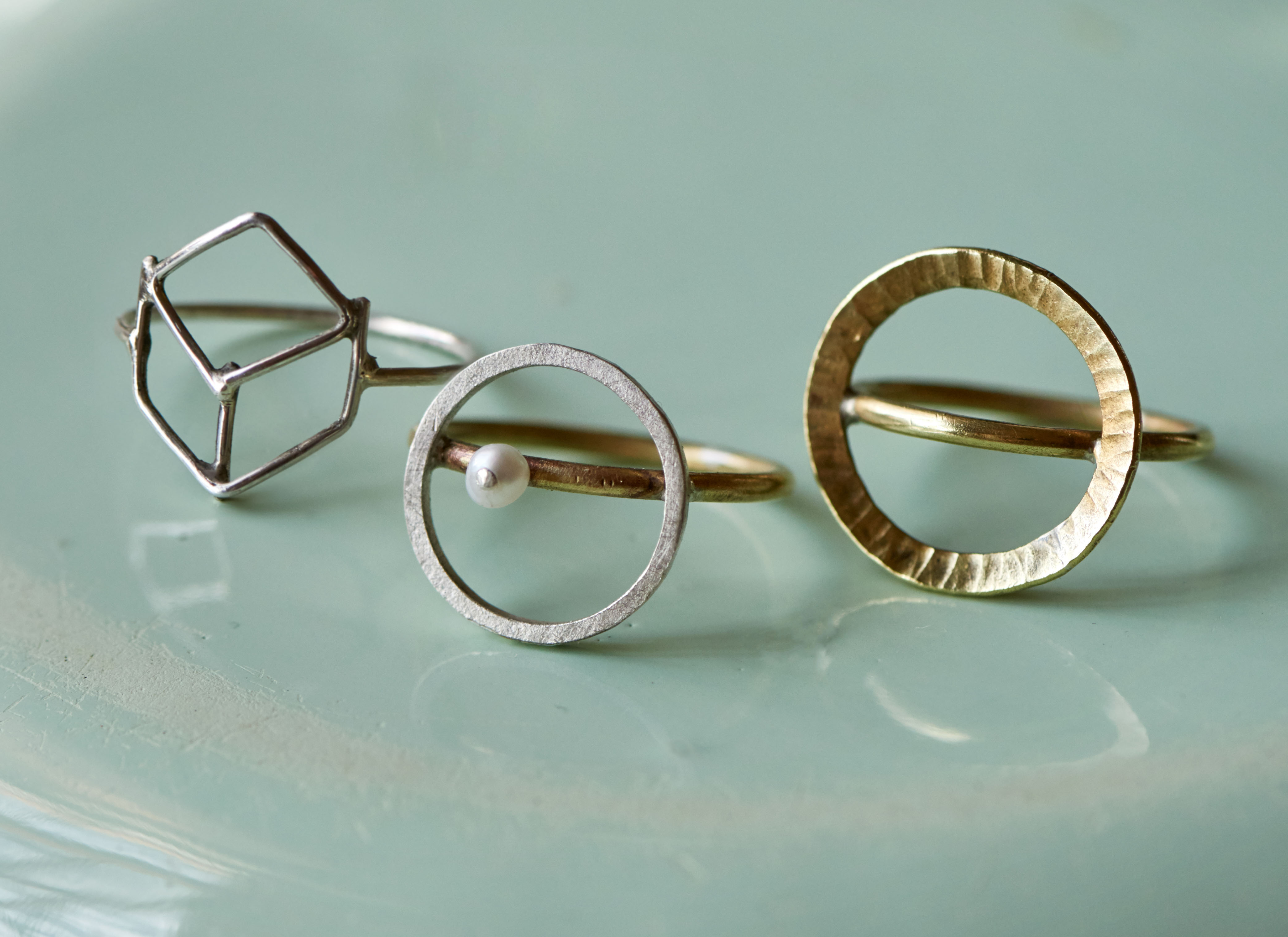 3 rings - Cube, Lunar, Solar