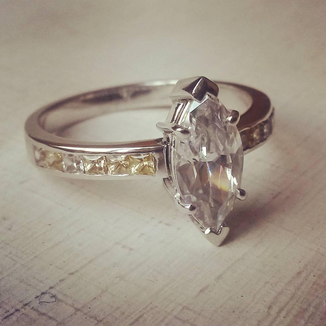 Jennifer's Engagement Ring