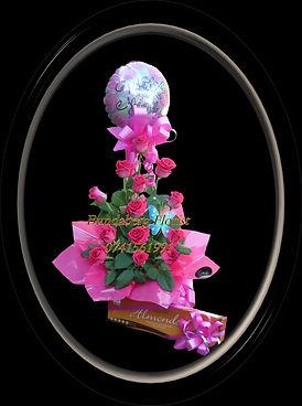 Bundaberg Florist, Roses, Chocolates,