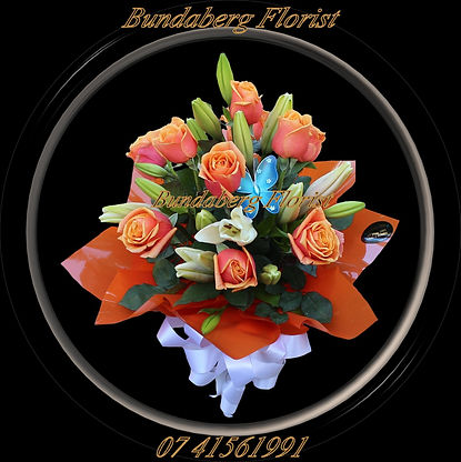 Bundaberg Florist, Flower delivery,