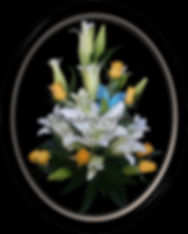 Sympathy Flower Arrangement Bundaberg