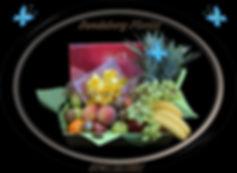 Fruit & Chocolates, Bundaberg Florist, Fruit, Chocolates,