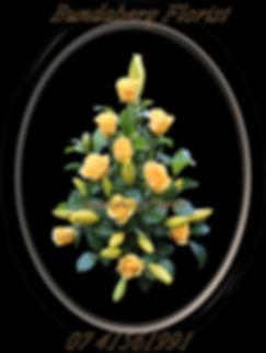 Flowers for funeral Bundaberg