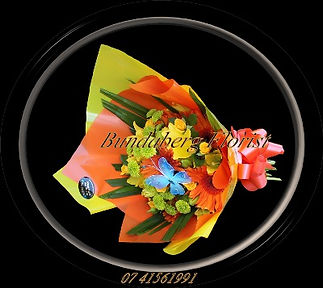 Bundaberg Florist, Bouquet,