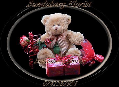 Bear, Ros,Chocolates. Bundaberg Delivery,