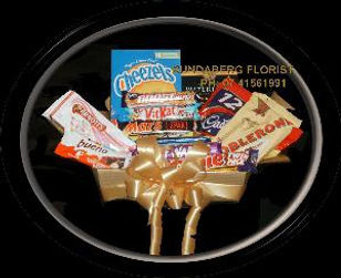 Snack Packs, Chocolates, Bundaberg Gifts & Flowers,