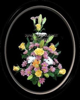 Sympathy flowers, Bundaberg,