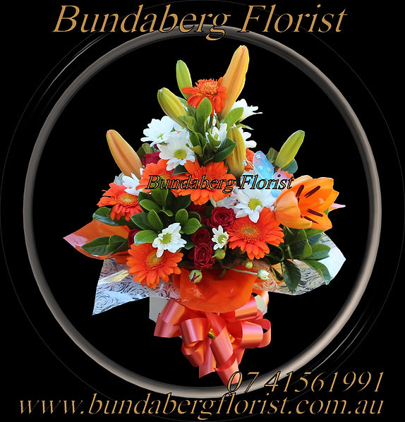 Christmas flowers Bundaberg
