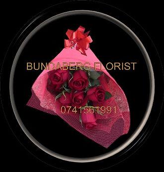 Roses Bouquet Bundaberg & Bargara